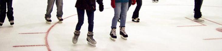 Ledová plocha od 12.9., veřejné bruslení od 24.9.2016